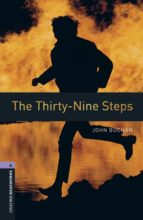 oxford bookworms 4 the thirty nine steps mp3 pack-9780194621090