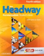 new headway pre-intermediate: student s book + workbook with key pack(4th ed.)-9780194769990