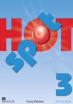hot spot 3 activity book-9780230533790