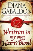 written in my own hert s blood-diana gabaldon-9780752898490