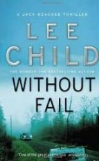 without fail lee child 9780857500090