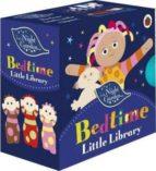 in the night garden: bedtime little library 9781405921190
