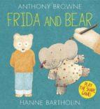 frida and bear anthony browne 9781406353990