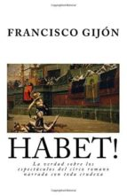 habet! (ebook)-9781530080090