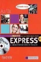 objectif express 2 alumno (livre + cd)-9782011555090