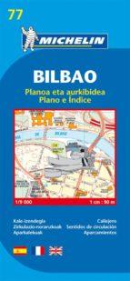 plano michelin bilbao (ref.19077) 9782067127890