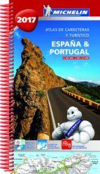 atlas españa y portugal 2017-9782067217690