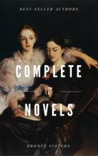 the brontë sisters boxed set: jane eyre, wuthering heights, the tenant of wildfell hall, villette (a penguin classics hardcover) (ebook)-charlotte brontë-anne brontë-9782377933990