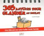 Descarga gratuita para libros Kindle 365 Astuces glander au boulot