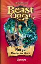 beast quest 15 – narga, monster der meere (ebook)-adam blade-9783732009190