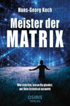 meister der matrix (ebook) 9783981740790