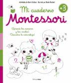 cuaderno de vacaciones montessori +3-marie kirchner-9788408154990