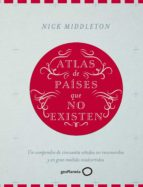 atlas de paises que no existen-nick middleton-9788408160090