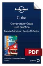 cuba 8_17. comprender y guía práctica (ebook) brendan sainsury carolyn mccarthy 9788408198390