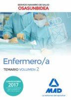 enfermero/a del servicio navarro de salud-osasunbidea: temario (vol. 2)-9788414213490