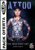 El libro de Pack quarentena. freaks - tattoo (2 tomos) autor VV.AA. EPUB!