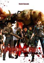 resident evil: pandemia-daniel quesada-9788415296690