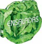 ensaladas. 50 recetas faciles 9788415372790