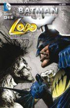 batman: el caballero oscuro: lobo, mortalmente serio-9788415990390