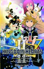 kingdom hearts ii nº 7 shiro amano 9788416244690