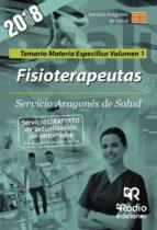 fisioterapeutas: servicio aragones de salud. temario materia especifica (vol. 1) 9788417287290