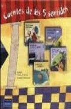 cuentos de los 5 sentidos (caja)-fatima de la jara-gerardo dominguez-9788420541990
