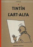tintin i l´art-alfa-9788426138590