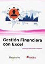 gestión financiera con excel 9788426724090