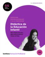 didactica de la educacion infantil (grado superior)-9788429440690