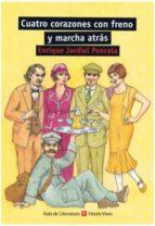cuatro corazones con freno y marcha atras (2ª ed.)-enrique jardiel poncela-9788431681890