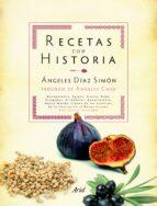 recetas con historia-angeles diaz simon-9788434413290