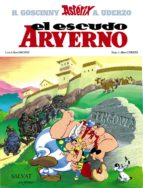 asterix 11: el escudo arverno-rene goscinny-albert uderzo-9788434567290