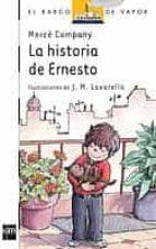 la historia de ernesto (2ª ed.)-merce company-9788434819290