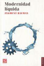 modernidad liquida-zygmunt bauman-9788437507590
