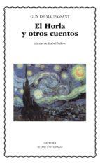 el horla y otros cuentos-guy de maupassant-9788437619590