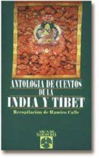 antologia de cuentos de la india y el tibet-ramiro calle-9788441401990