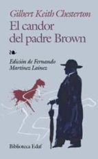 el candor del padre brown (serie padre brown 1) g.k. chesterton 9788441416390