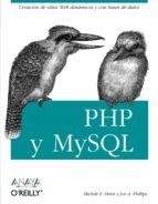 php y mysql john phillips michele e. davis 9788441523890