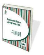 fundamentos de la programacion fernando alonso amo norma martinez 9788445436790