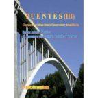 puentes (vol. 3): cimentaciones. cálculo sísmico, conservacion y rehabilitacion carlos jurado cabañes 9788460876090