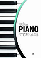 guia de piano y teclado 9788466237390