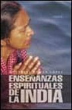 enseñanzas espirituales de la india maria teresa roman lopez 9788466706490