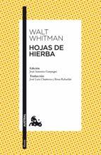 hojas de hierba (ebook)-walt whitman-9788467009590