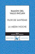 flor de santidad-ramon maria del valle inclan-9788467022490