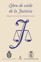 libro de estilo de la justicia-9788467049190