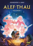 alef thau integral vol. 1 (de 2) alejandro jodorowsky 9788467904390