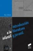 introduccion a la literatura infantil y juvenil-teresa colomer-9788477386490