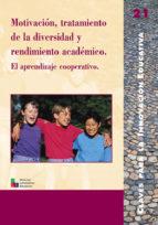 motivación, tratamiento de la diversidad y rendimiento académico (ebook)-9788478279180