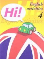 hi! english activities nº 4 educacion primaria 9788478873890