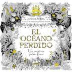 el oceano perdido: una aventura para colorear-johanna basford-9788479539290